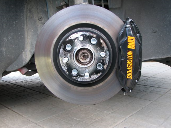 mini cooper big brake kit